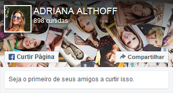 Facebook Adriana Althoff